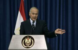 أبو الغيط يبحث مع الحكيم أهم المواضيع المطروحة على جدول أعمال قمة بيروت