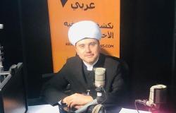 """نائب """"شورى المفتين"""" الروسي: تعلمنا درس 2011 ونفكر في طرق حماية مجتمعاتنا من التطرف"""
