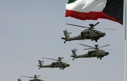 بمشاركة غير عادية... الجيش الكويتي يتخذ إجراء عسكريا (فيديو)