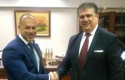 إعلام المصريين توقع بروتوكول تطوير التلفزيون المصرى
