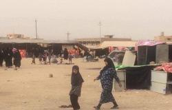 """أسر """"داعش"""" تعود إلى مناطقها في الأنبار العراقية بشروط"""