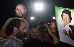 ابن القذافي يلاحق الهوني قضائيا في إيطاليا