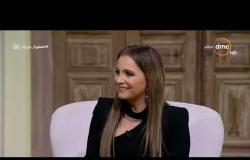 """السفيرة عزيزة - لقاء مع .. المطربة العالمية """" تانيا قسيس """" في ضيافة السفيرة عزيزة"""