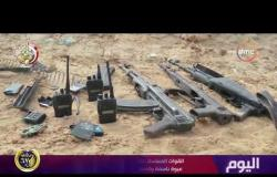 اليوم - القضاء على خلية إرهابية إخوانية بالقليوبية ومصرع 5 من عناصرها