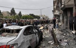 مقتل شخص وإصابة 5 آخرين بانفجار سيارة مفخخة في اللاذقية (صورة وفيديو)