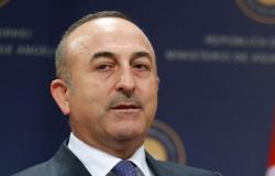 وزير خارجية تركيا: لم نذق طعم النوم لثلاثة أيام بسبب هذه الأزمة