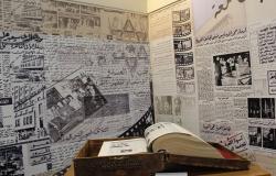 بالصور... أضخم كتاب بمعرض القاهرة الدولي ضمن جناح جامعة الدول العربية