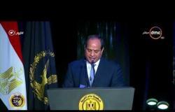 اليوم – الرئيس السيسي يهنئ المصريين بذكرى ثورة 25 يناير