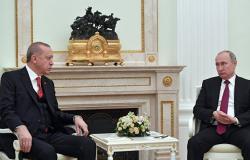 بوتين: روسيا تدعم إقامة حوار بين السلطات السورية والأكراد