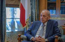 نبيه بري: تحرك إٍسرائيل يهدد باستنزاف ثروة لبنان النفطية