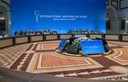 عقد جولة جديدة لمفاوضات أستانا حول سوريا في مارس المقبل