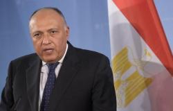 وزير الخارجية يشارك في اجتماعات المجلس التنفيذي التمهيدية للقمة الأفريقية