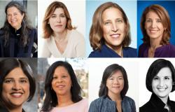 أبرز 15 سيدة يشغلن مناصب قيادية في شركة جوجل