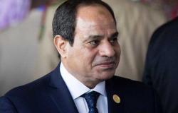 السيسي يستقبل رئيس مجلس إدارة شركة بى إم دبليو بميونخ