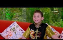 """8 الصبح - أصغر بطل كونغ فو في مصر: أتمنى أصبح بطل عالم وأقابل الرئيس السيسي ومعنديش """" فيس بوك """""""