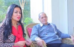 بالفيديو - لأول مرة.. رانيا يوسف تظهر مع والدها