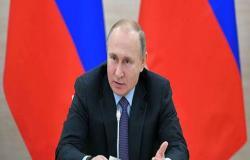 بوتين: التوقيع على صياغة دستور سوريا وشيك جدا