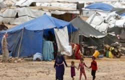 روسيا وسوريا تعلنان فتح ممرين إنسانيين لنازحي الركبان الثلاثاء