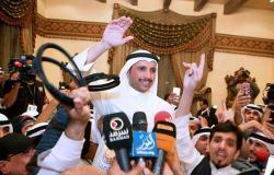 رئيس البرلمان الكويتي يعلق على ظهور مسؤول بخارجية بلاده مع نتنياهو (فيديو)