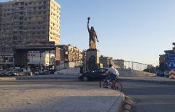 بالصور... حافظ بشار الأسد في متحف تربوي من دون مرافقة