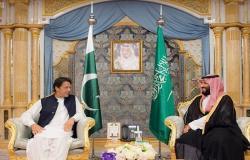 """بسبب زيارة ولي العهد... باكستان تتحدث العربية والسعودية ترد عليها باللغة """"الأردية"""""""