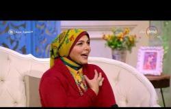 """السفيرة عزيزة - نهى النجار - تتحدث عن شخصية """" منى """" وكيف ترد على الأستفسارات على صفحة وزارة الصحة"""