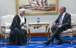 وزير الخارجية العماني: وضحنا لروسيا سبب زيارة نتنياهو وعباس إلى سلطنة عمان