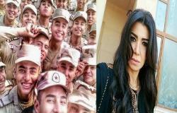 شاهد| لقاء سويدان تنعي شهداء سيناء.. وتؤكد: الجيش المصري رجال