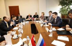 رئيس هيئة قناة السويس يعلن موعد تأسيس شركة للمنطقة الروسية في مصر