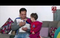 طرزان المنصورة .. طفل في الثالثة من عمره يصادق الزواحف والنسانيس