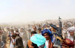 """مواجهات بين الجيش اليمني و""""أنصار الله"""" وسقوط 14 قتيلا وجريحا"""