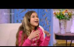 """السفيرة عزيزة - بطلة كليب """" آية """" : تتحدث عن كيفية دخولها التمثيل ووصولها لتكون بطلة كليب """" آية """""""
