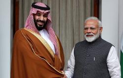 محمد بن سلمان: علاقتنا مع الهند موجودة في حمضنا النووي (فيديو)