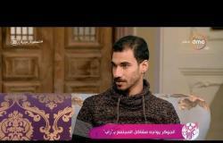 """السفيرة عزيزة - أحمد ناصر """" الجوكر """" : أهم حاجة في مغني الراب أنه يكون بيكتب حلو"""