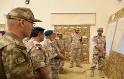 """تباين حول مشاركة قوات عسكرية قطرية في """"درع الجزيرة"""" بالسعودية"""