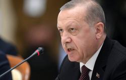 أردوغان: الشعوب الأوروبية تعيش في أمن وسلام بفضل تضحيات تركيا