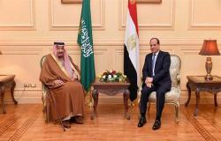 تفاصيل لقاء السيسي والملك سلمان في شرم الشيخ