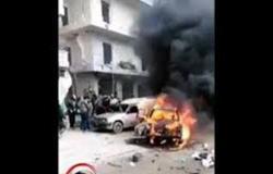 بالفيديو : 20 قتيلا بتفجير مفخخ شرق سوريا غالبيتهم عمال بحقل نفطي