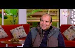 8 الصبح - مدير الكرة بنادي المقاصة كابتن/ وليد هويدي - يتحدث عن أزمة فريقه مع مباراة الزمالك