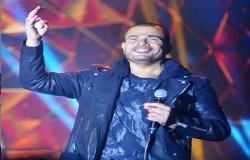 شاهد| عمرو دياب يعلن موعد حفله المقبل