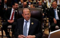 الرئيس اللبناني إلى موسكو في الشهر الجاري