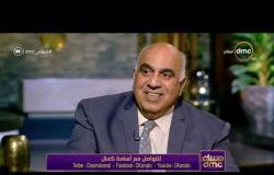 مساء dmc - د/ حسام البرمبلي : نعمل على رفع كفاءة  ميدان السيدة عائشة وكذالك كوبري السيدة عائشة