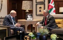 تفاصيل لقاء الملك برئيس مجلس النواب اللبناني .. المياه مُقابل الكهرباء