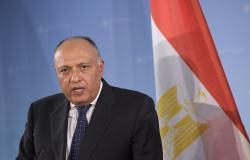 سامح شكري: آن الأوان لإنهاء الأزمة في سوريا