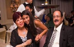 شاهد| رجاء الجداوي تحيي ذكرى رحيل زوجها: «3 سنوات تقال يا حبيبي»