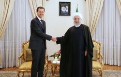 """""""الحرس الثوري"""" يكشف الجهة التي دعت الأسد لزيارة إيران"""