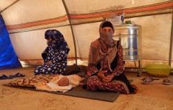 """""""داعش"""" يرتهن أكثر من 300 امرأة وطفل إيزيديين في الباغوز السورية"""