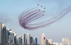 قطر في انتظار حدث سعيد بحلول 2024
