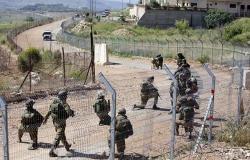 بالصور...تحركات إسرائيلية على الحدود اللبنانية