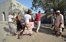 وزارة الصحة التابعة للحوثيين تتهم التحالف بإعاقة إنقاذ ضحايا غارات بحجة